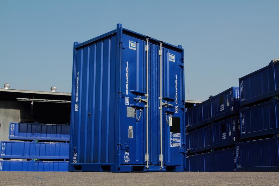Mini Container 1