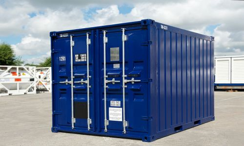 OFFSHORE REFRIGERATION CONTAINER
