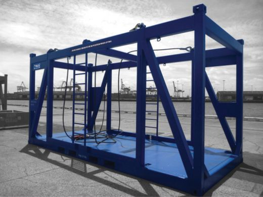 Lifting Frame